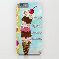 Ice Cream Happiness iPhone 6 Slim Case
