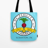 Schrute Farms   The Offi… Tote Bag