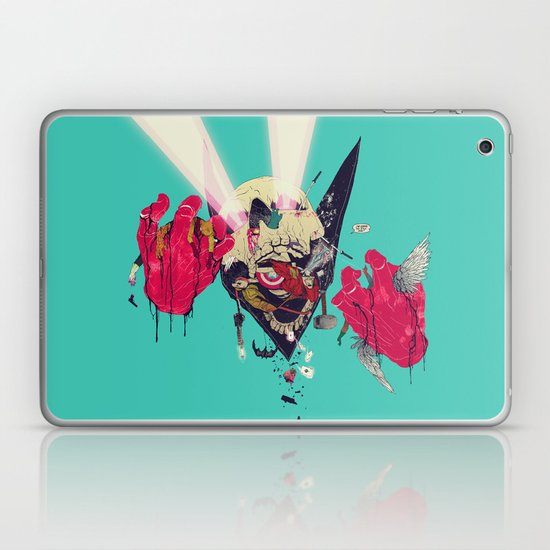 Hero Eater Laptop & iPad Skin