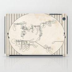 Custom made Mozart iPad Case