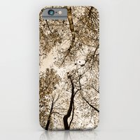 Sepia Fall iPhone 6 Slim Case
