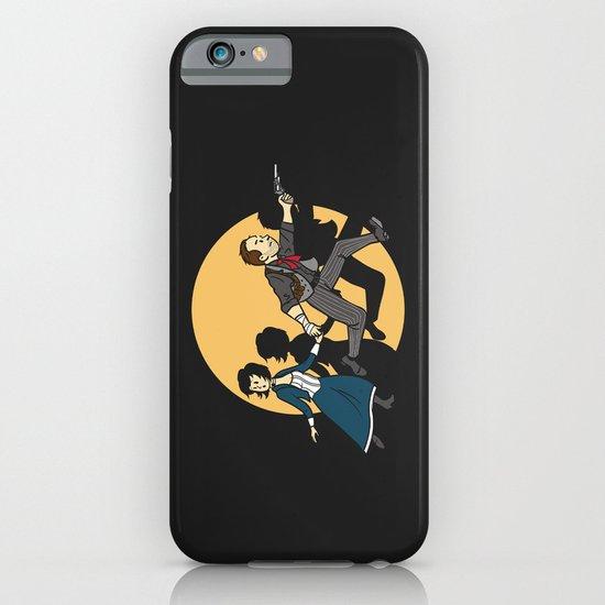 TinTinfinite iPhone & iPod Case
