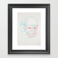 Picasso Framed Art Print