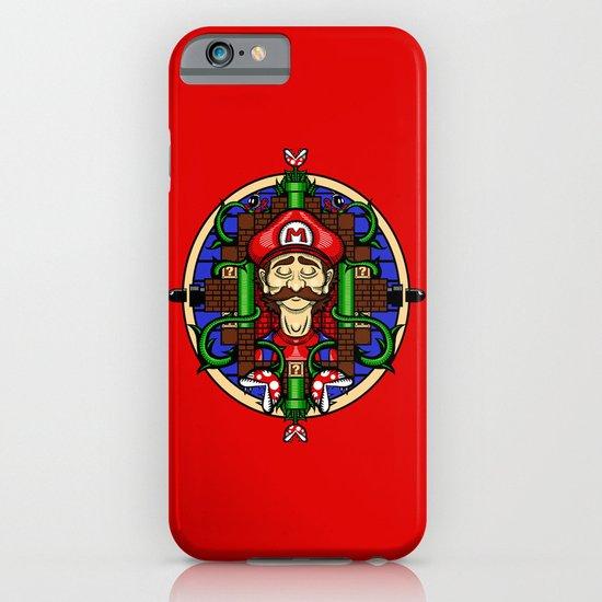Mario's Melancholy iPhone & iPod Case