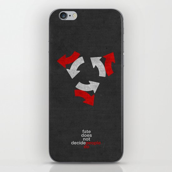 decide iPhone & iPod Skin