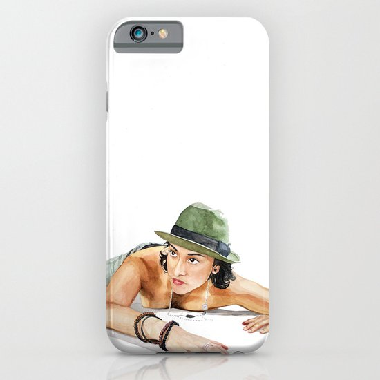 Angelica iPhone & iPod Case