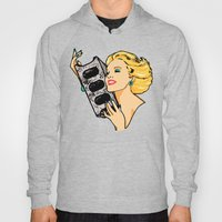 All Desires Turn to Concrete - American Oddities #1 Hoody