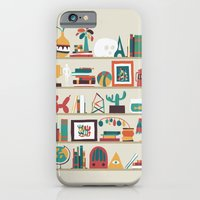 iPhone & iPod Case featuring The shelf by Budi Kwan