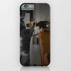 cinderella and the glass slipper iPhone 6 Slim Case