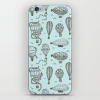 Hot Air Balloons iPhone & iPod Skin