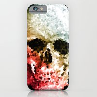 iPhone & iPod Case featuring Skull Coloride by Msimioni