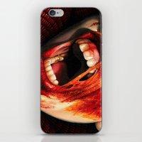 Nicci's Mouth iPhone & iPod Skin