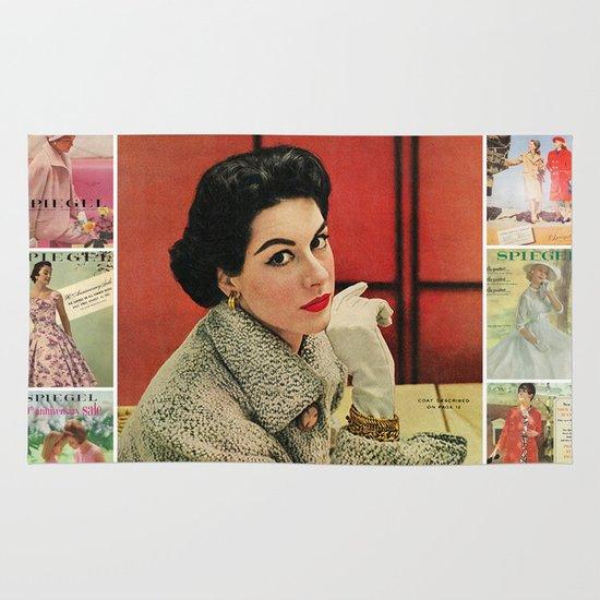 1953 Fall/Winter Catalog Area & Throw Rug