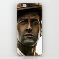 Butch '69 iPhone & iPod Skin