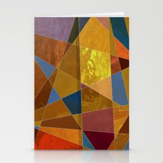 Abstract #331 Stationery Cards