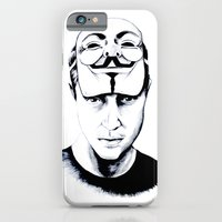 iPhone & iPod Case featuring We are the 99% by 13 Styx