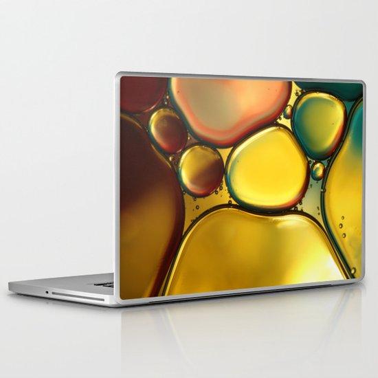 Oil & Water Abstract II Laptop & iPad Skin