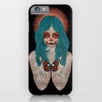 Santa Muerte iPhone 6 Slim Case