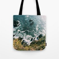 Kirk Creek, Big Sur Tote Bag