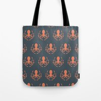 Release The Kraken Tote Bag