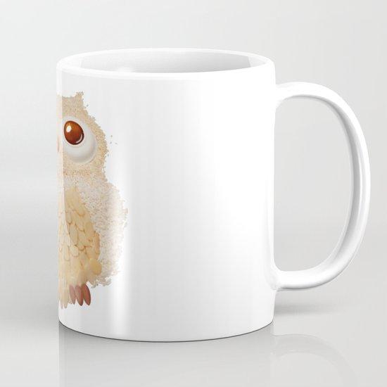 Owl Collage #5 Mug