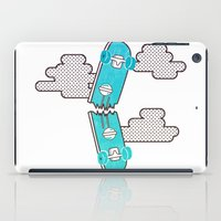 Break Time iPad Case