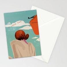 Skywriter Stationery Cards