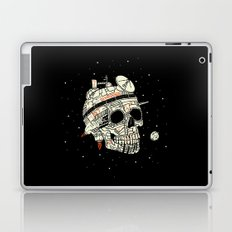 Planet Space Skull  Laptop & iPad Skin