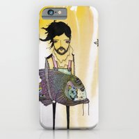 """iPhone & iPod Case featuring The Fisherman by Troy """"Gup"""" Langford"""