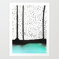 Art Print featuring Slow Motion by Emelie Sandahl