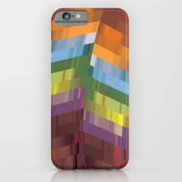 The Patterned Feather iPhone 6 Slim Case