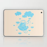 Lotus&Guitar Laptop & iPad Skin