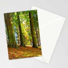 Autumn beauty Stationery Cards