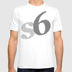 s6_tee_2 Mens Fitted Tee SMALL White