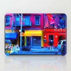 Primary Colors iPad Case