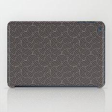 SWIRL / coffee iPad Case