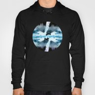 Two Worlds One Heart Hoody