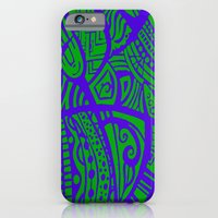 iPhone & iPod Case featuring Abstractish 2  by ElifsArt