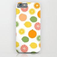 Orange Grapefruit Lemon … iPhone 6 Slim Case