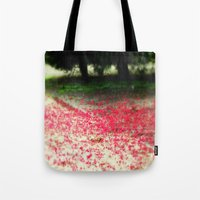 Colour Under The Tree Tote Bag