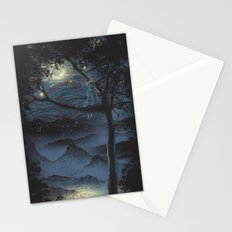 wishful thinking Stationery Cards
