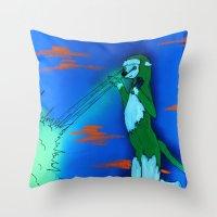 Do What You Do, Za-boo-m… Throw Pillow