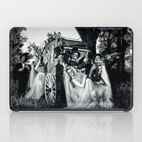 Day Of The Dead Wedding Couple iPad Case