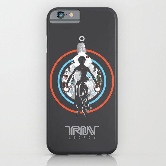 Tron Legacy iPhone & iPod Case