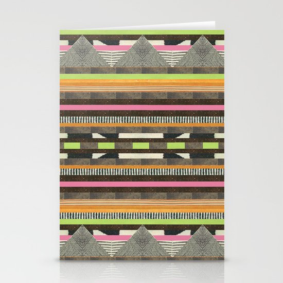 DG Aztec No. 2 Stationery Card