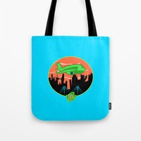 Unisex Version FJM  Planes and Jane's Tote Bag