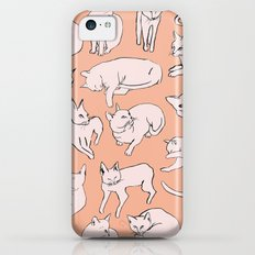 Picasso Cats iPhone 5c Slim Case