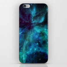 A Colorful Space Among The Stars iPhone & iPod Skin