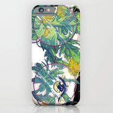 Blurry Eyes iPhone 6 Slim Case