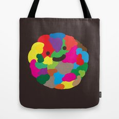 happy colour ball Tote Bag